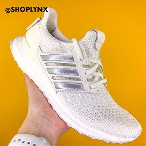 Adidas Game of Thrones White Ultraboost Sneaker